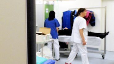 Belastung der Pflegekräfte extrem hoch